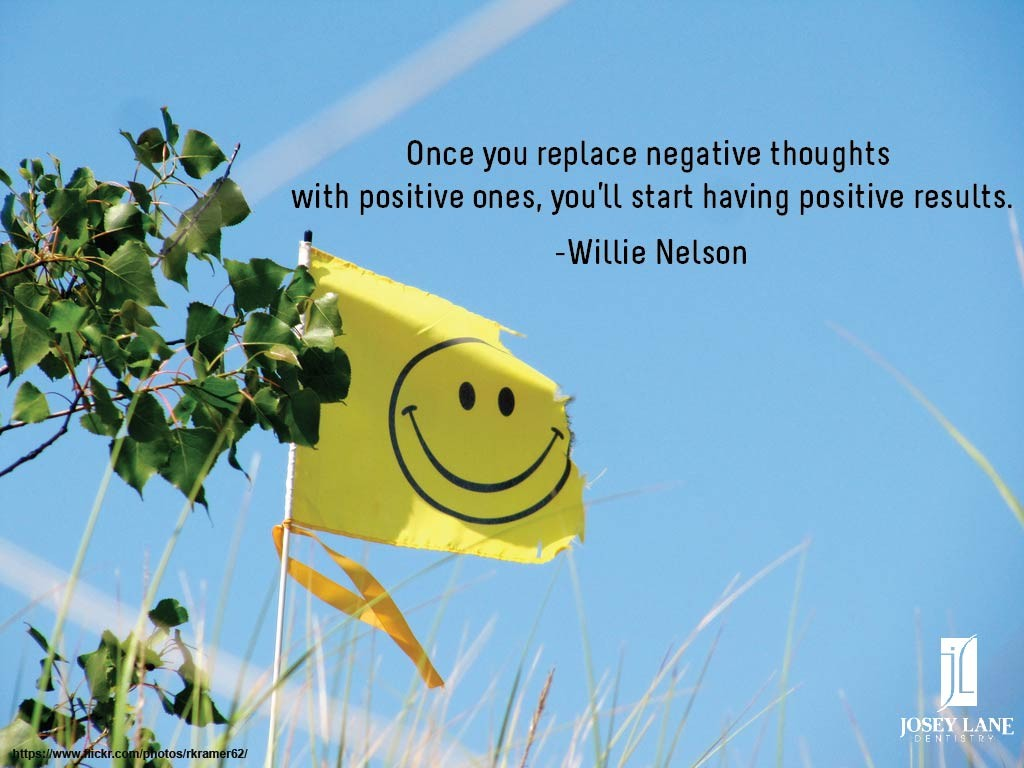 how to change your thoughts from negative to positive