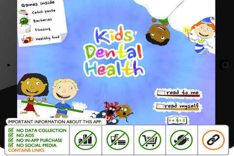 kids dental app